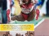 Olympic athlete - Ruky Abdulai